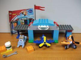 Lego Duplo - Skipper's Flighet School 10511