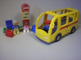 Lego Duplo - Autóbusz 5636