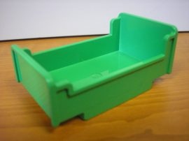 Lego Duplo ágy