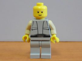 Lego Star Wars Figura - Lobot  (sw049)