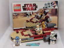 LEGO  Star Wars - Luke Skywalker légpárnás homokfutója  8092 (katalógussal)