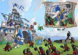 LEGO Knights Kingdom, Castle