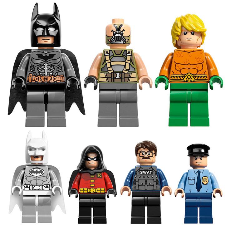 Használt Lego minifigura
