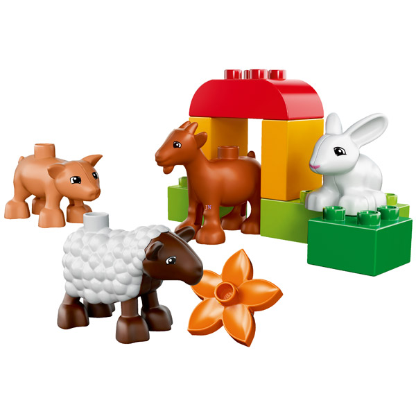 Használt Lego duplo állatok